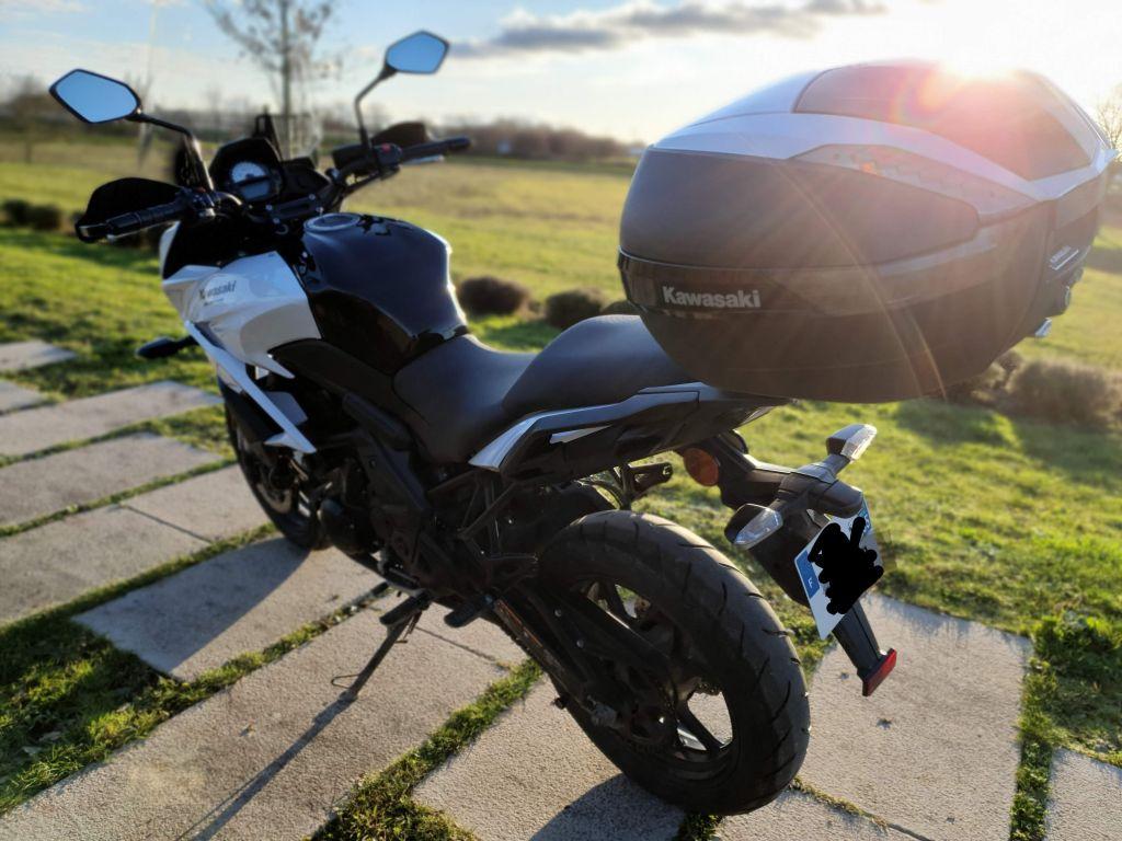 accessoire kawasaki moto